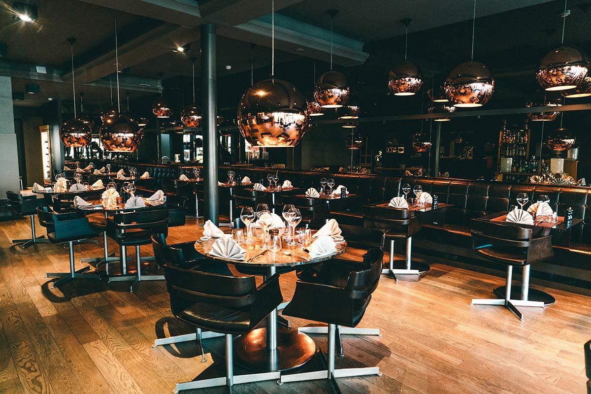 Restaurant Hotel Le Florentin in Florenville