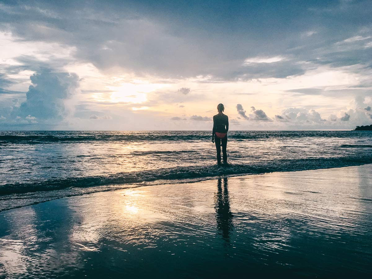 Phuket Sehenswürdigkeiten Layan Beach