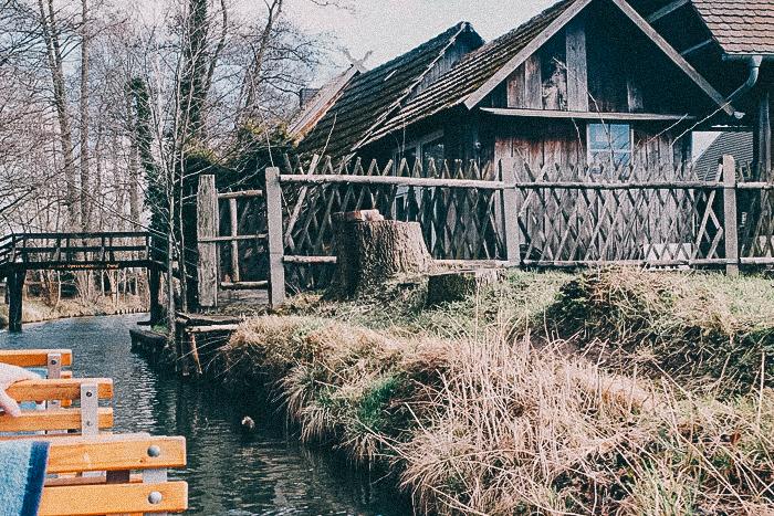 Spreewald Ausflug