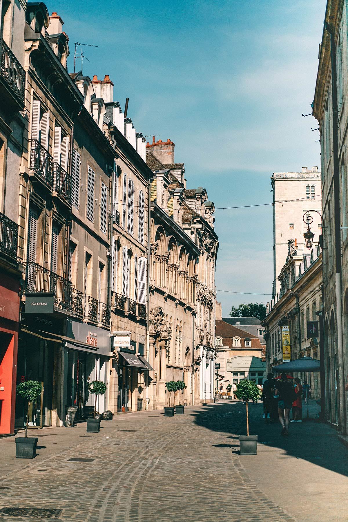 Strassen von Dijon