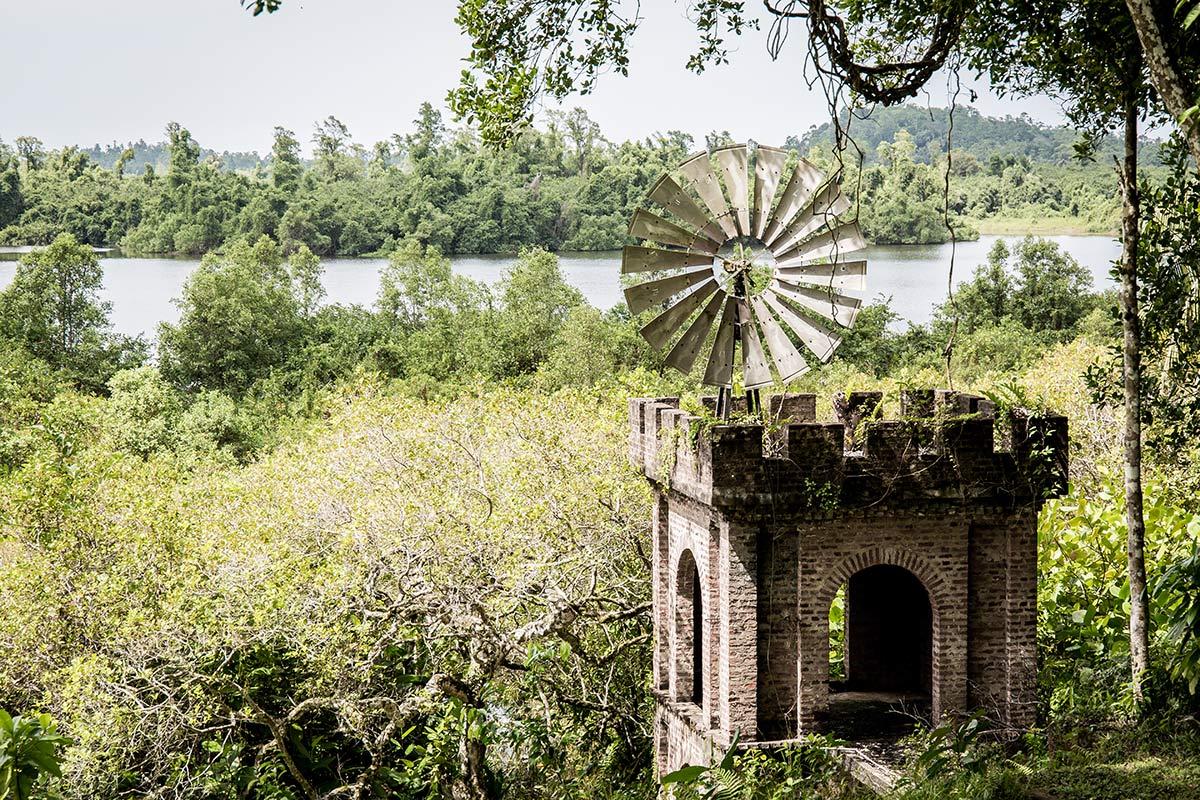 Symbiose aus Natur und Architektur in Lunuganga