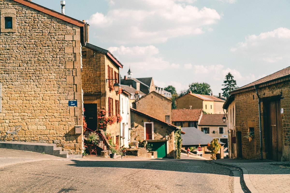 Torgny in Belgien