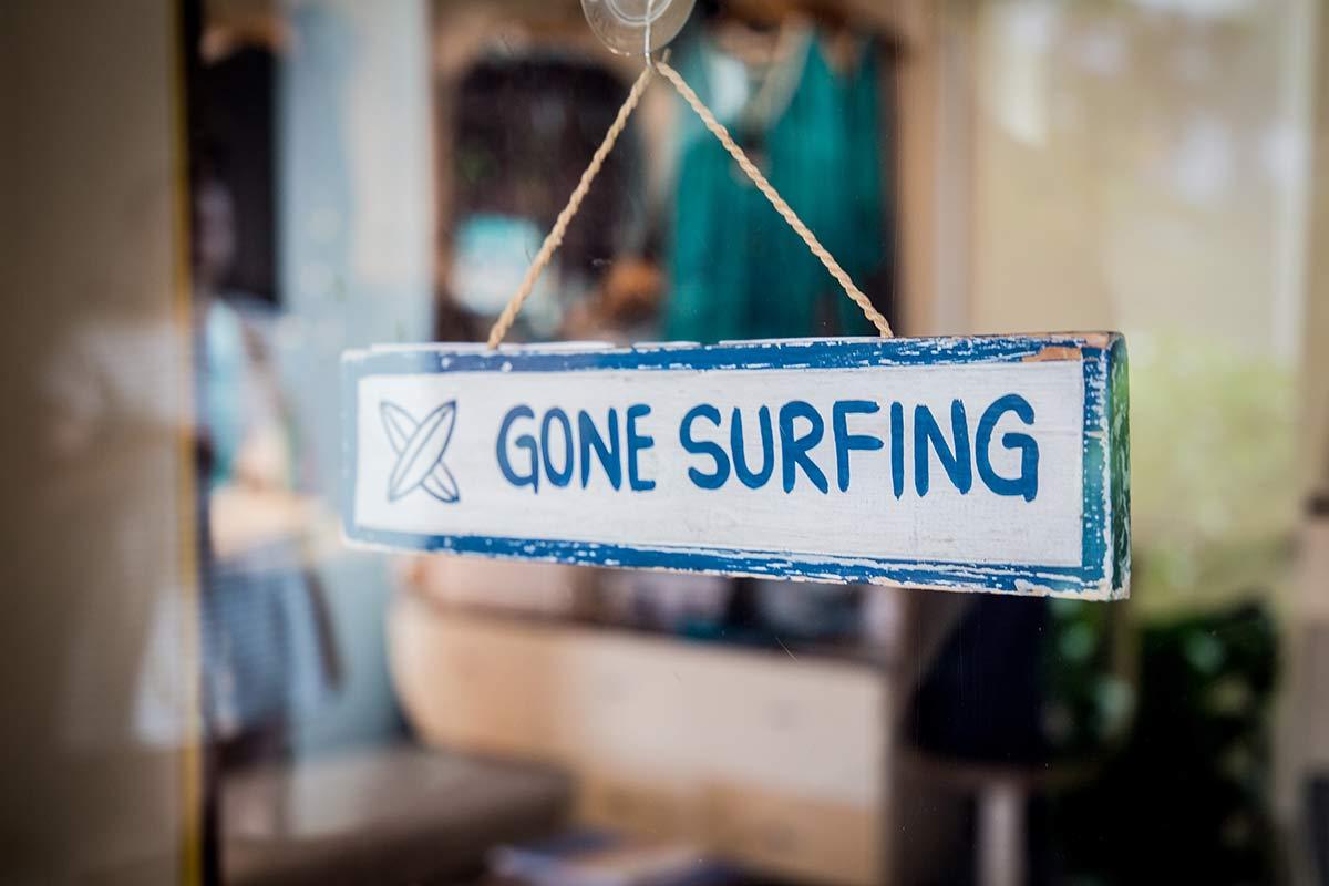 Tropic Surf im Anantara Peace Haven Tangalle Resort