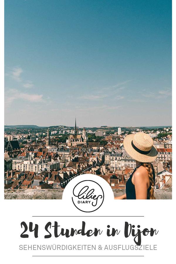 Urlaub in Dijon Frankreich