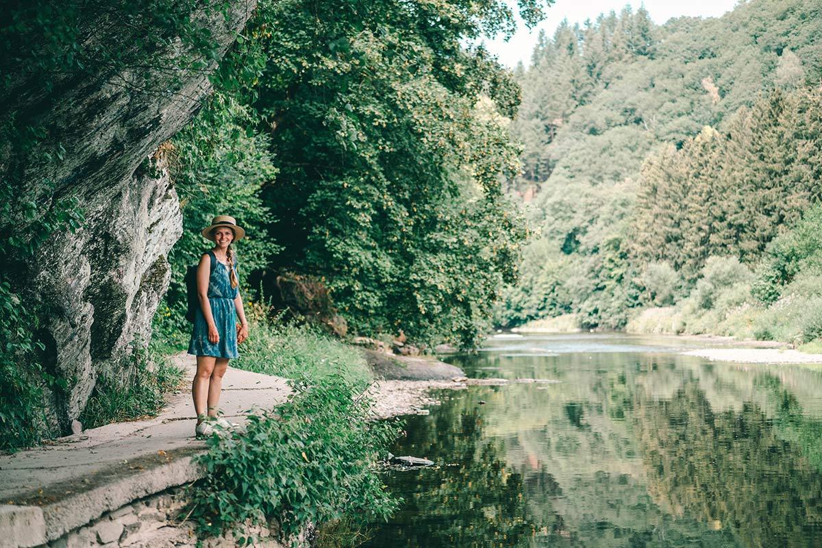 Wandern in Belgien