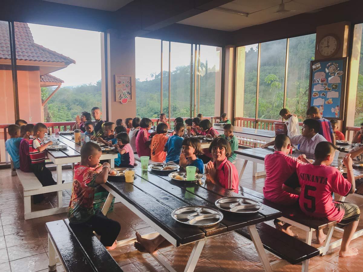 Yaowawitt Cafeteria Kapong Khao Lak