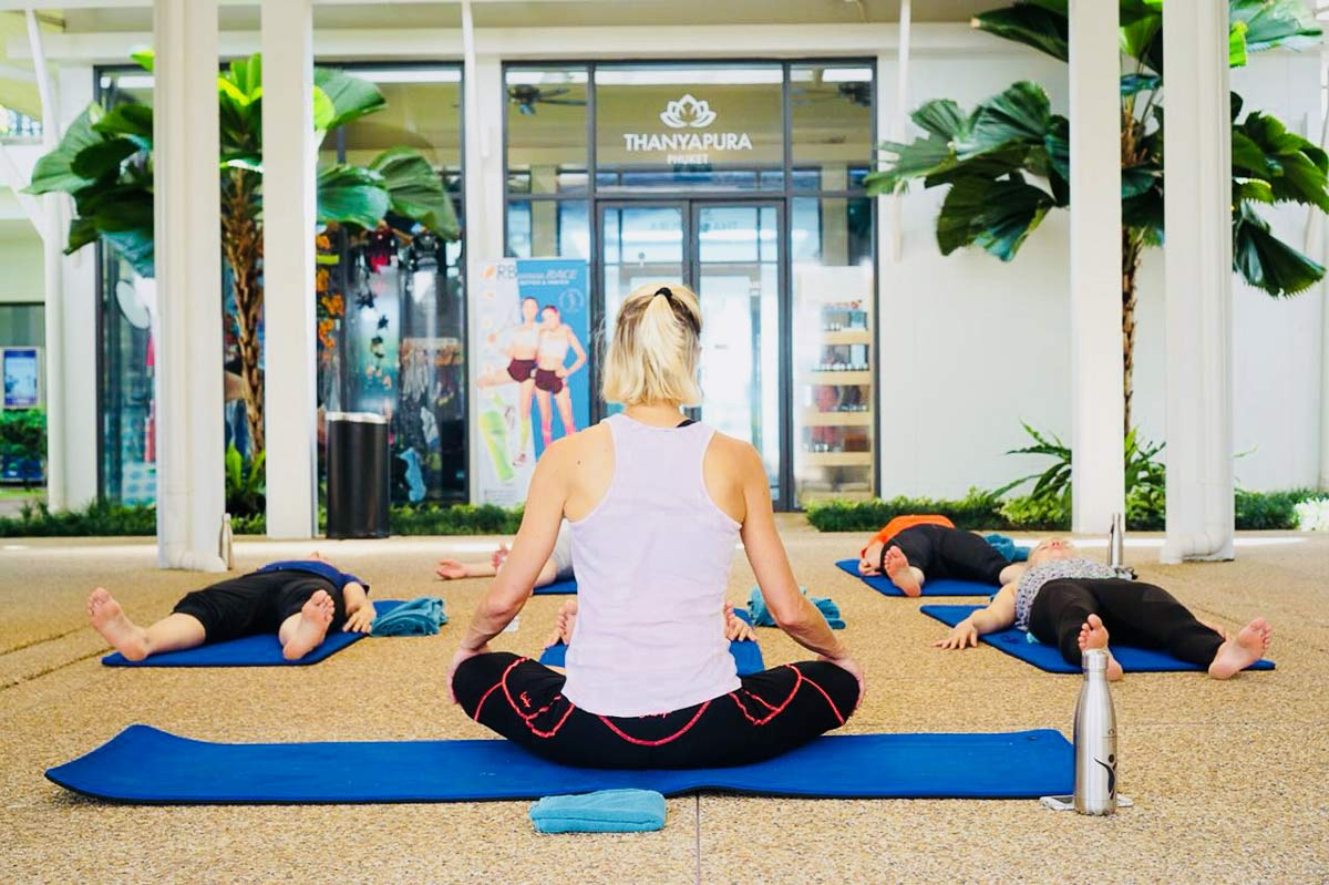 Yoga Thanyapura Phuket Sehenswürdigkeiten