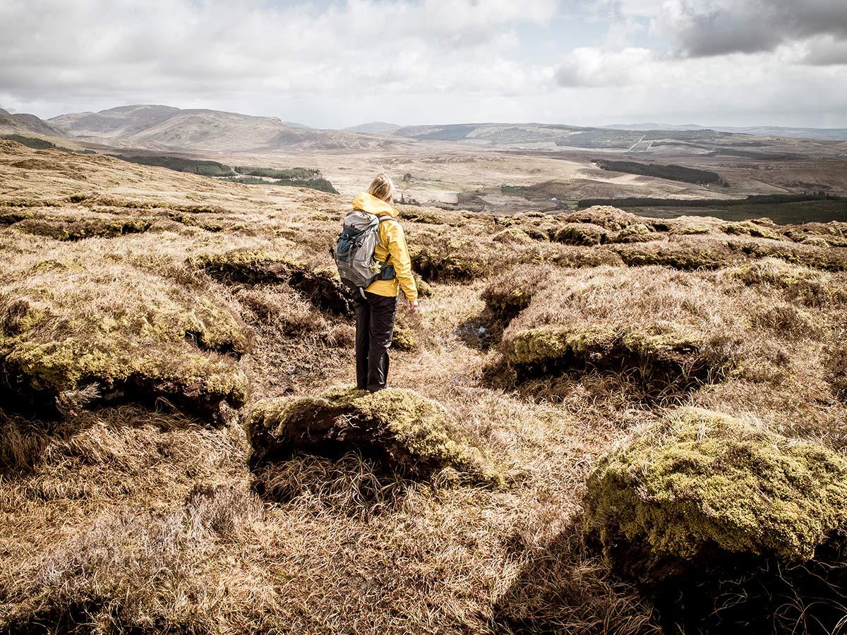 Irland Donegal Moor