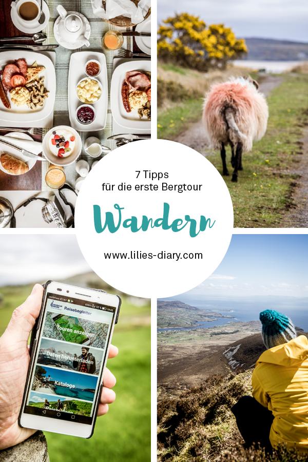 Irland Wanderurlaub Tipps