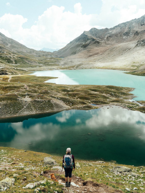 Jöriseen in Graubünden