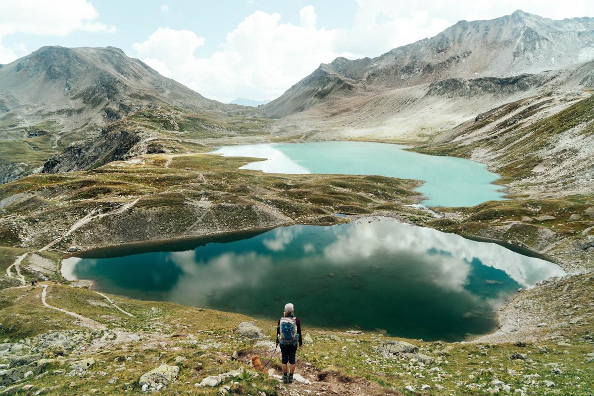Jöriseen-Graubünden-Schweiz