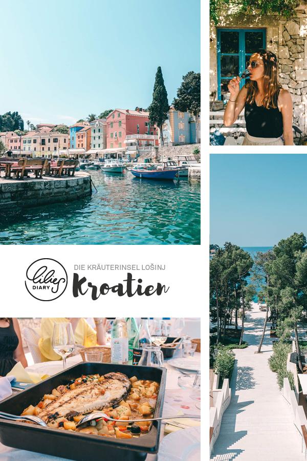 Kroatien Insel Urlaub