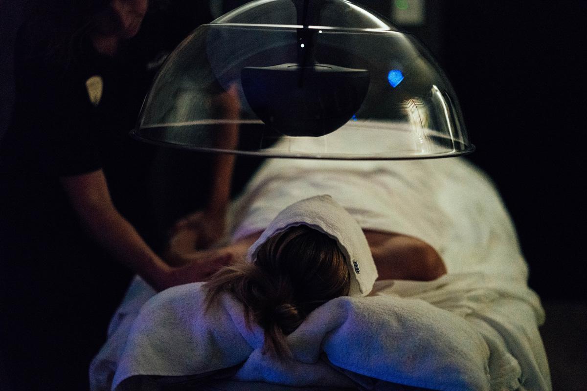 Massage im Hard Rock Hotel