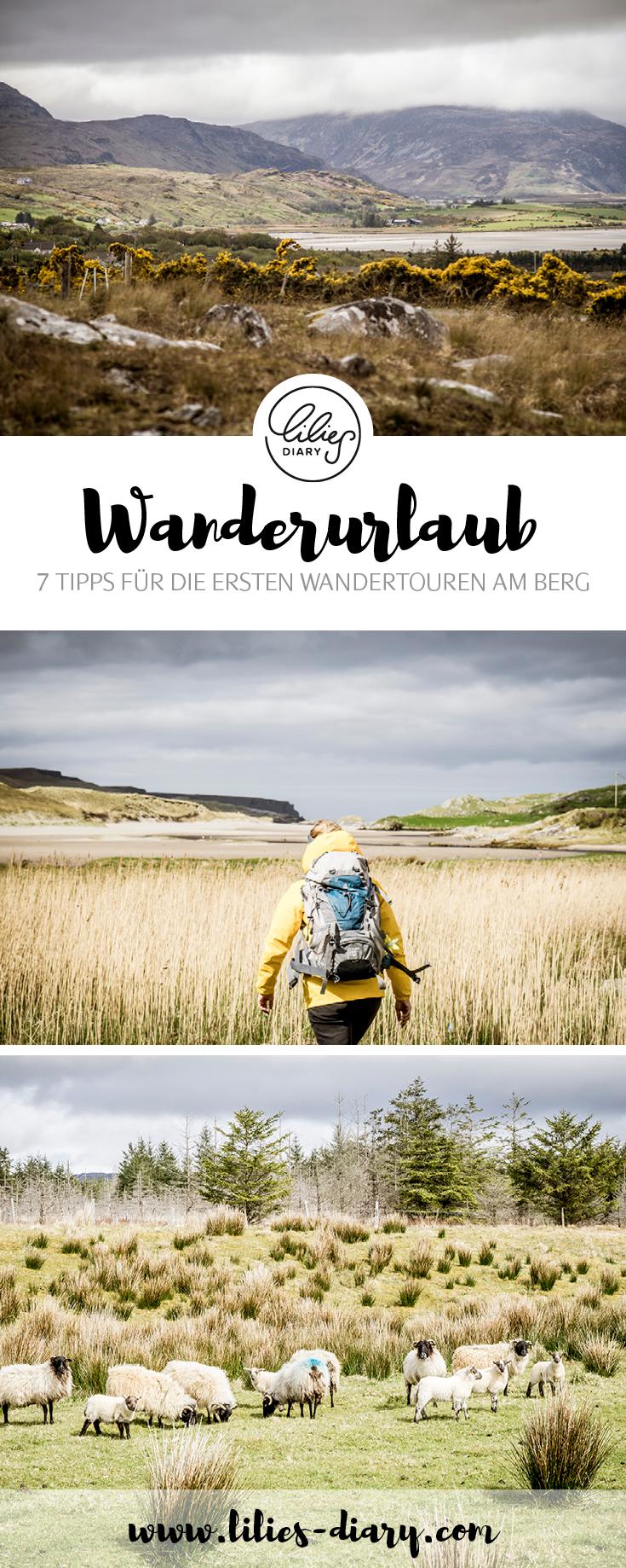 Tipps Wanderurlaub