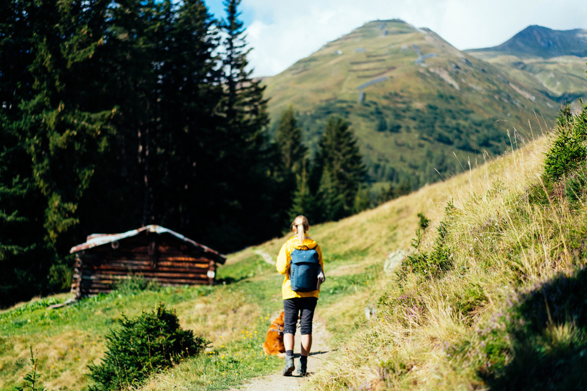 Wandern in der Schweiz