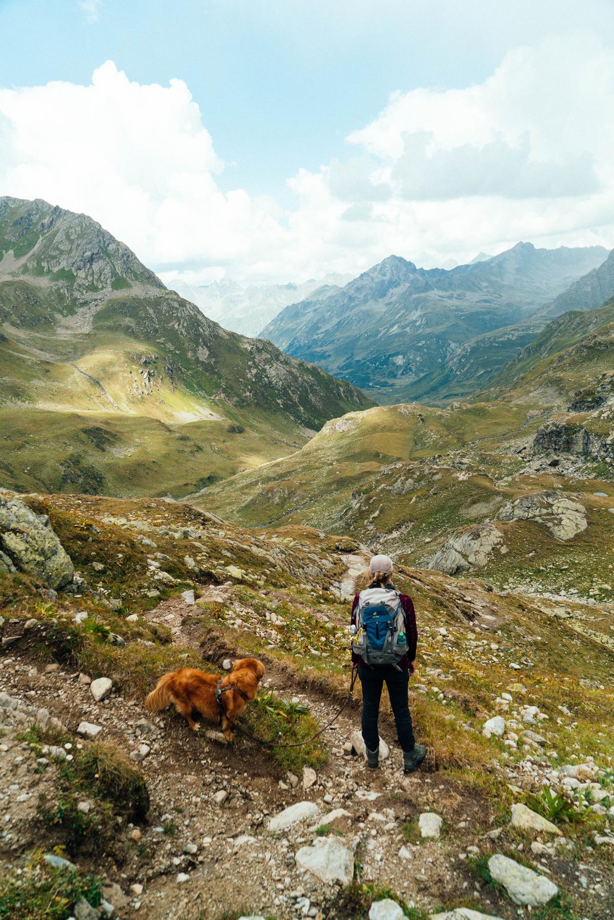 Wanderungen Graubünden