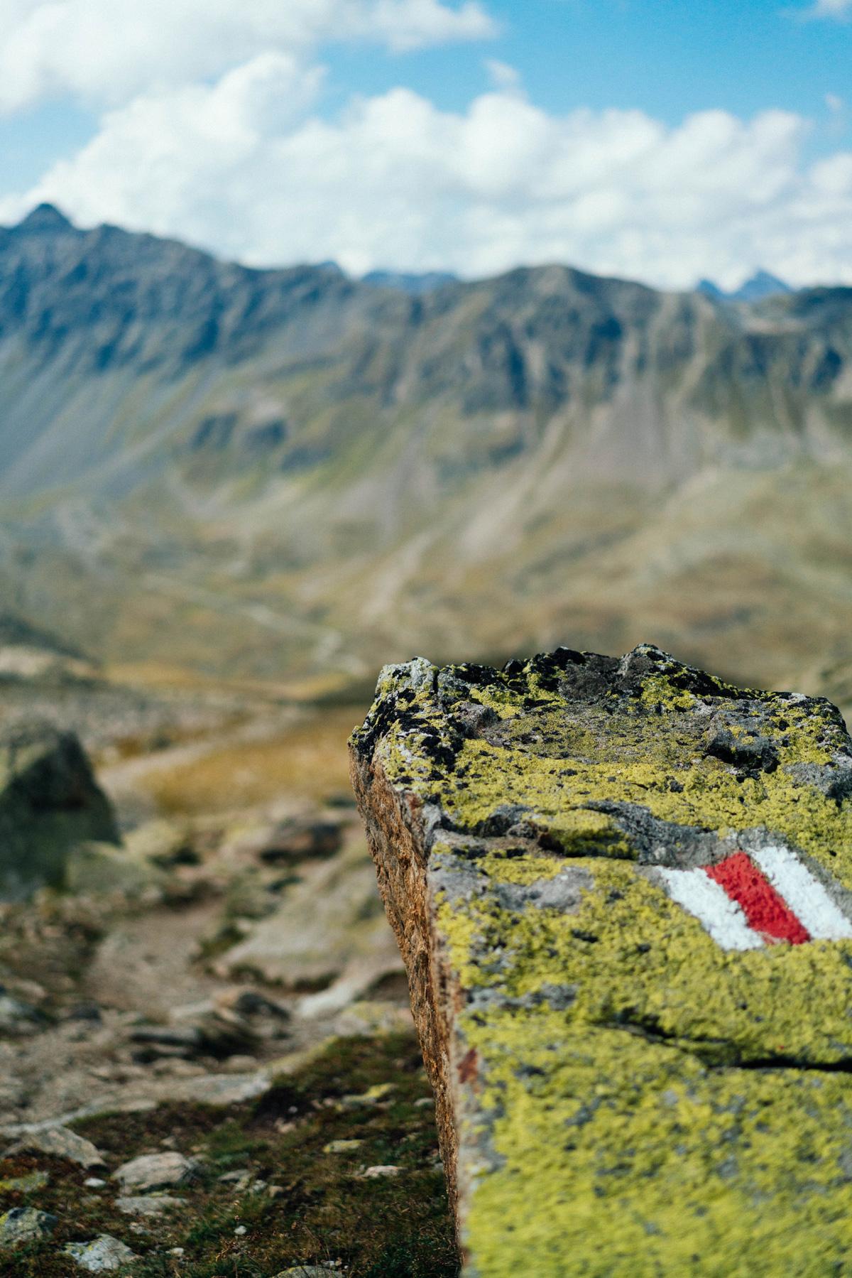 Wanderwege in der Schweiz