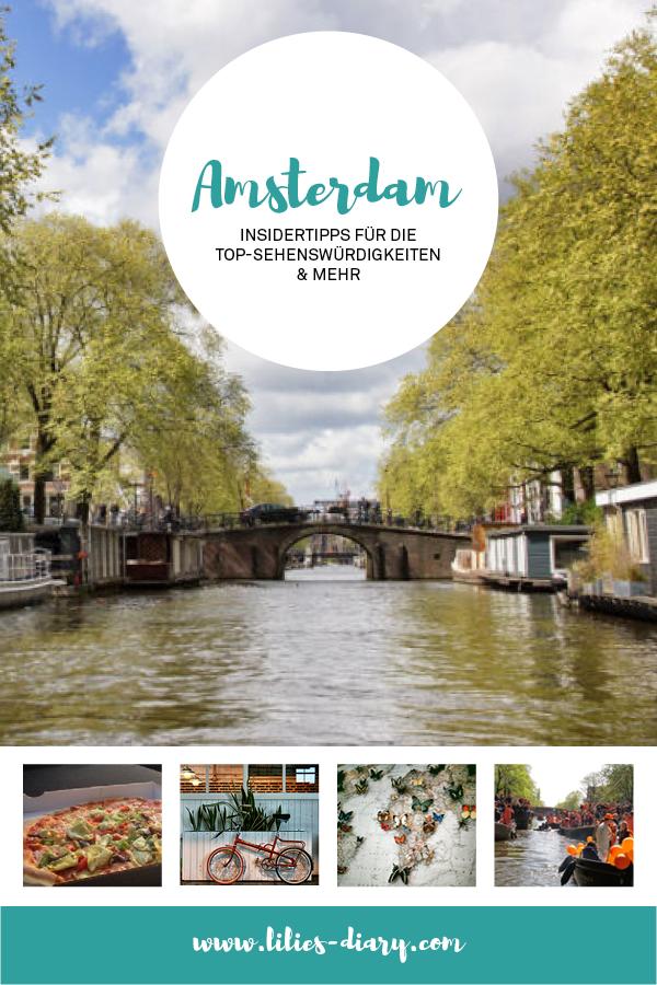 Wochenende Amsterdam Tipps