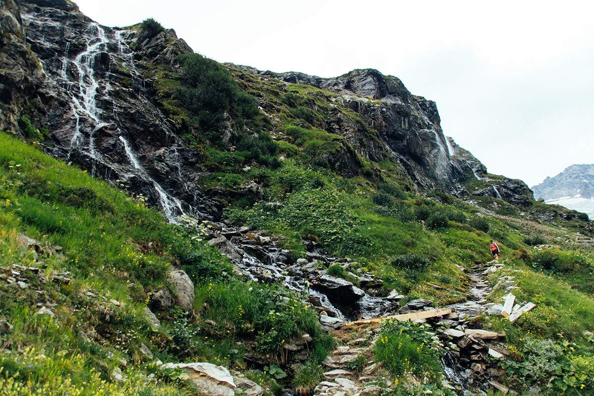 Abstieg von Greizer Hütte