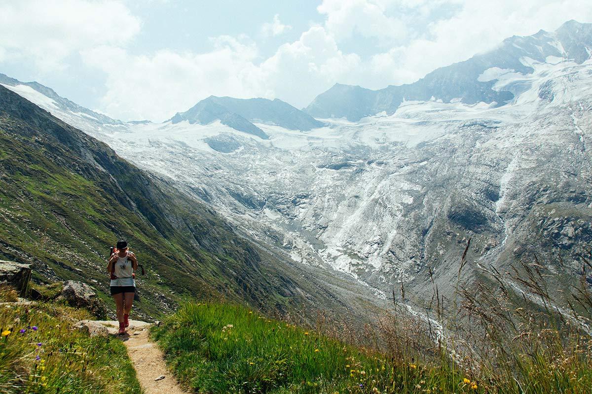 Bergwanderung Zillertaler Alpen