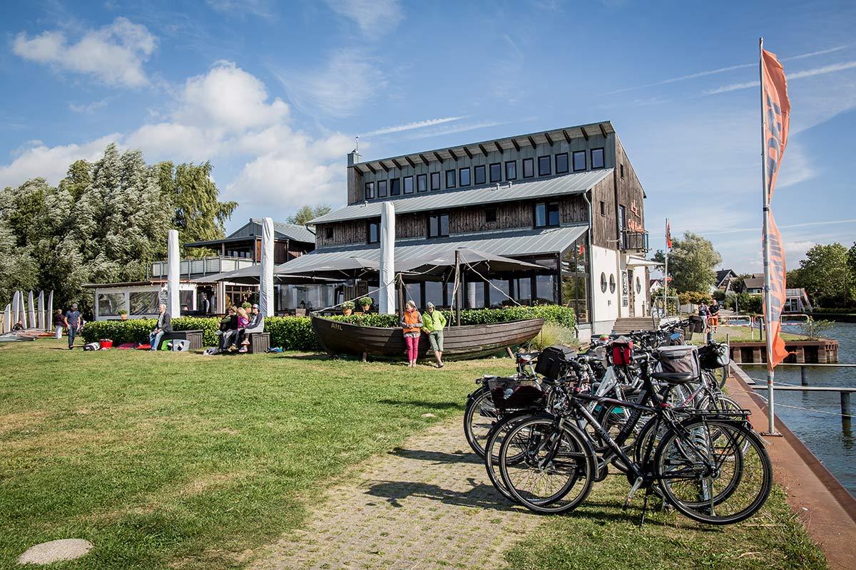 Cafe Knatter in Ueckeritz auf Usedom