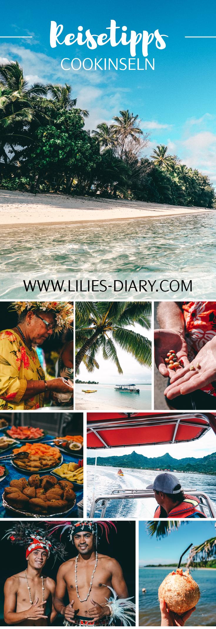 Cookinseln Reisetipps