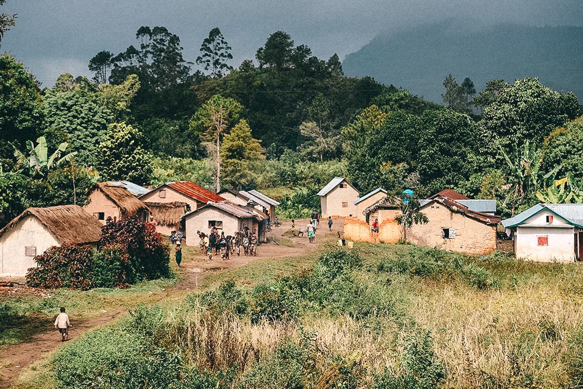 Das Dorf mit dem grossen Herz