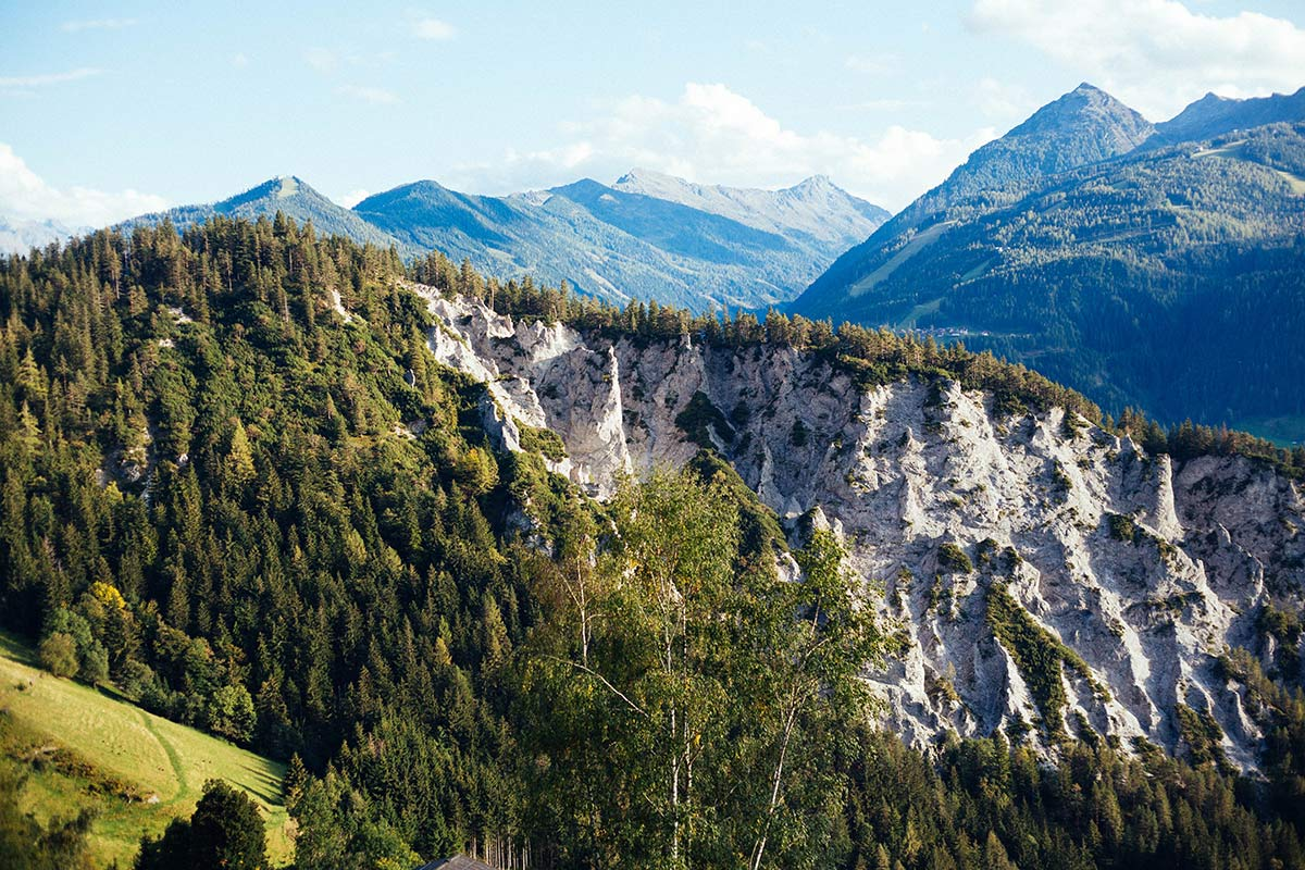 Gebirge in Schladming
