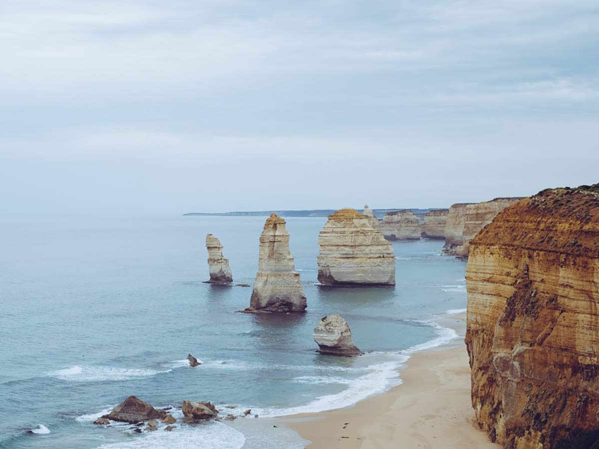 Great Ocean Road in Australien