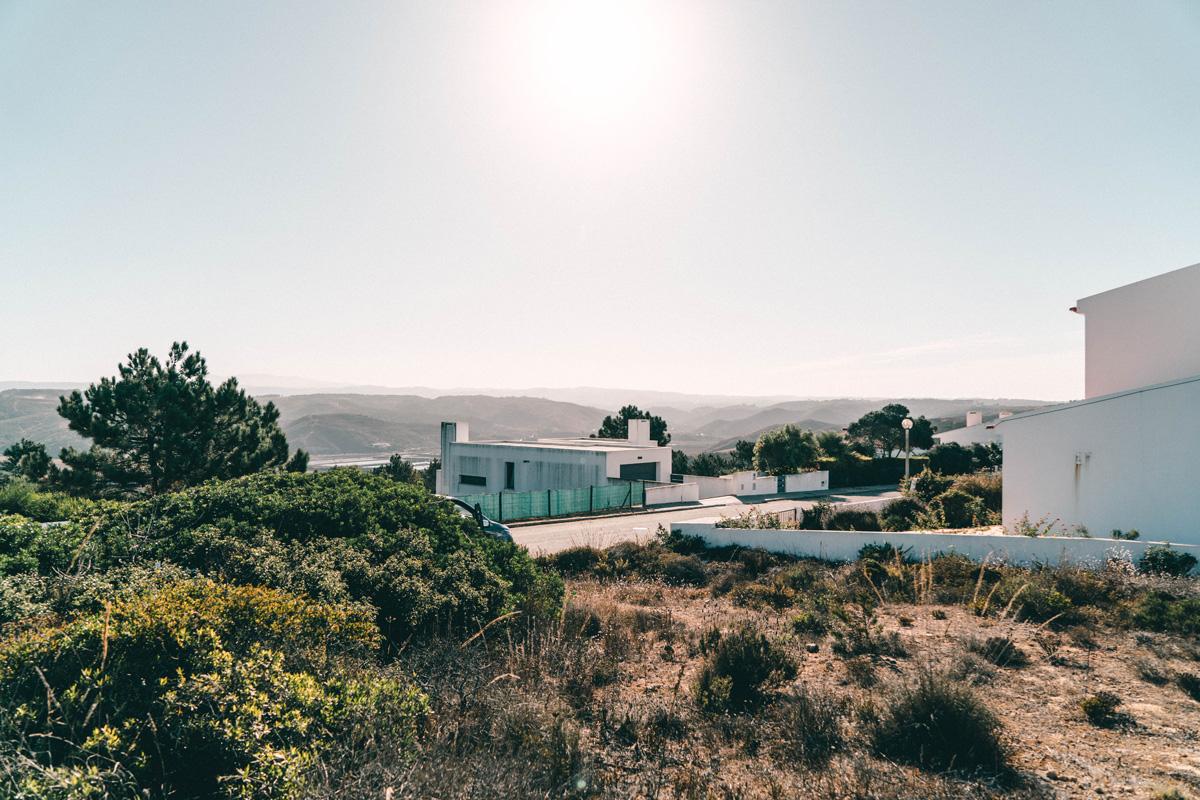 Grunstück in Portugal