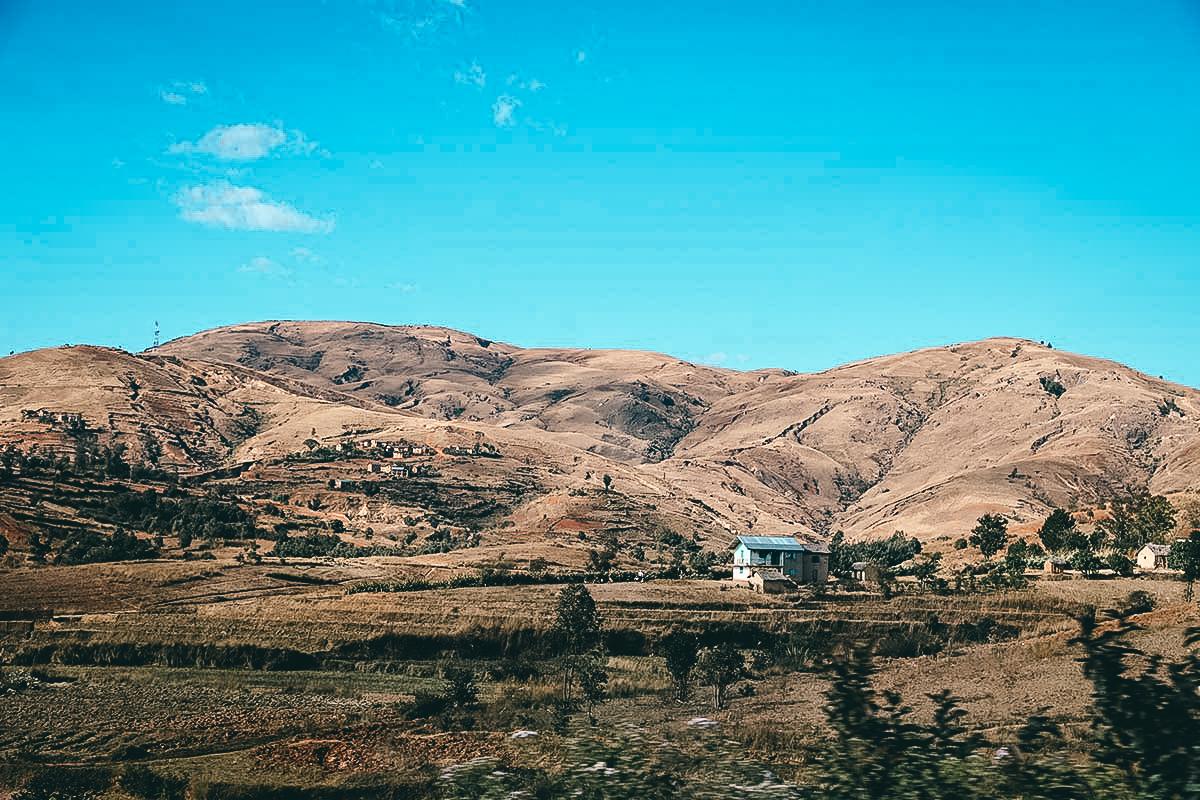 Hochland Madagaskar