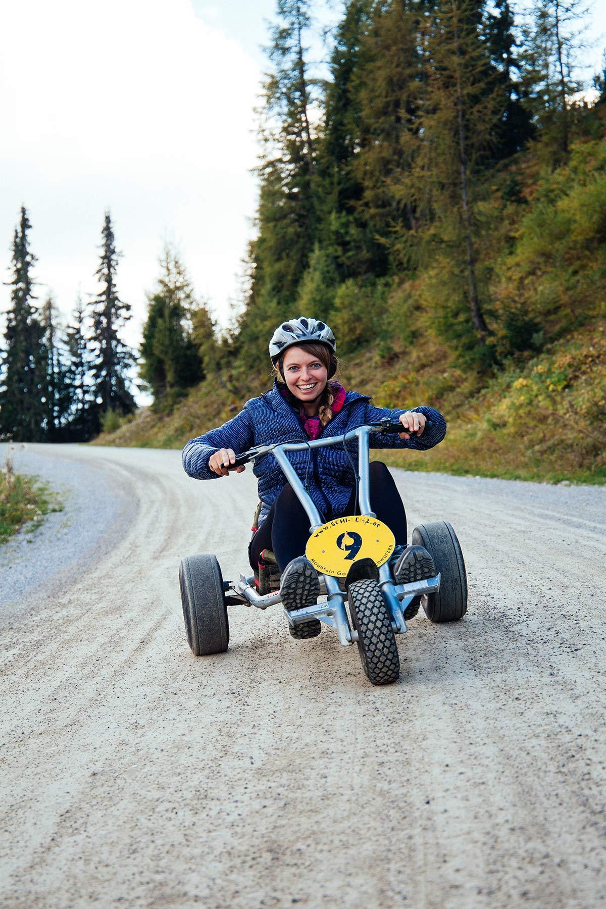 Hochwurzen Mountain Go Kart