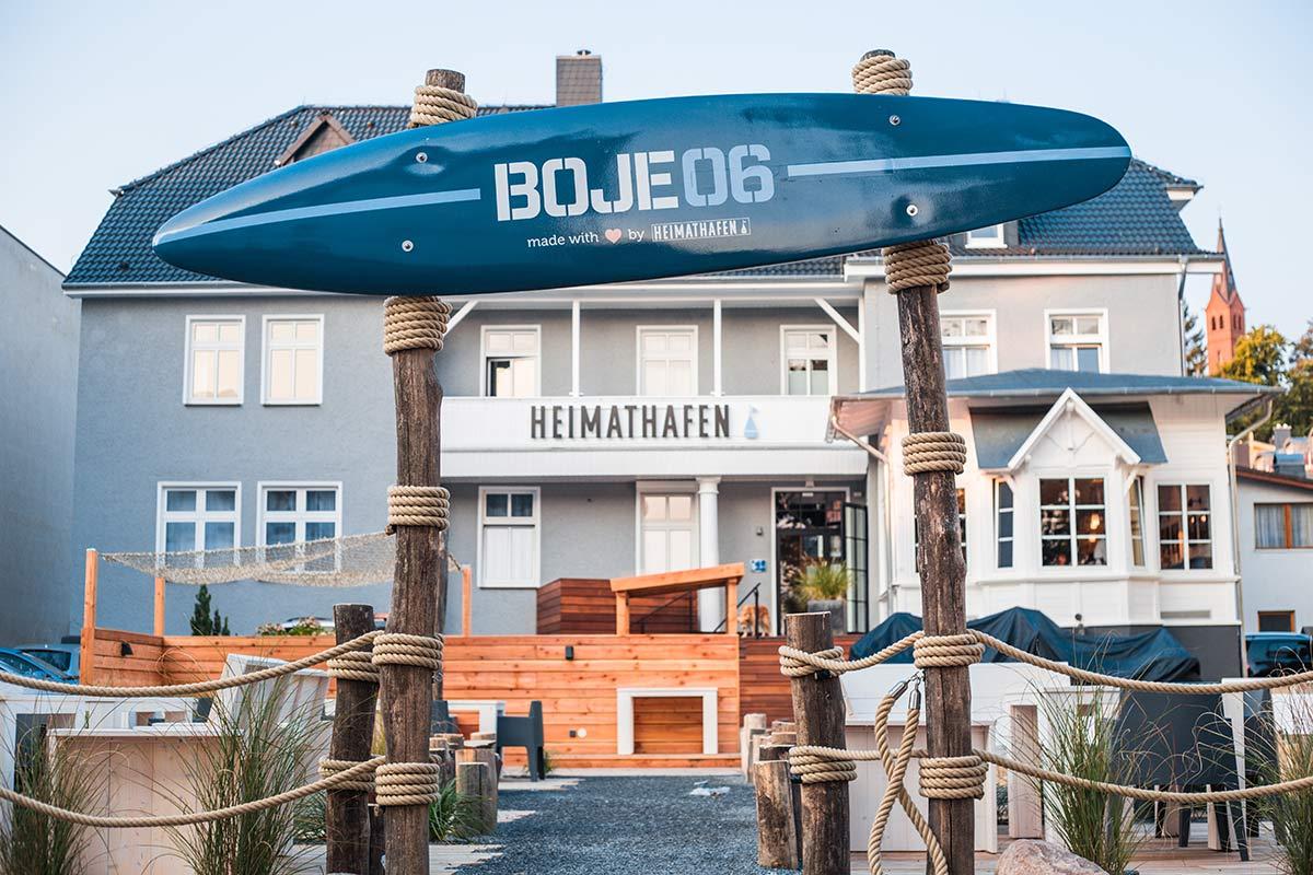 Hotel Heimathafen in Heringsdorf auf Usedom