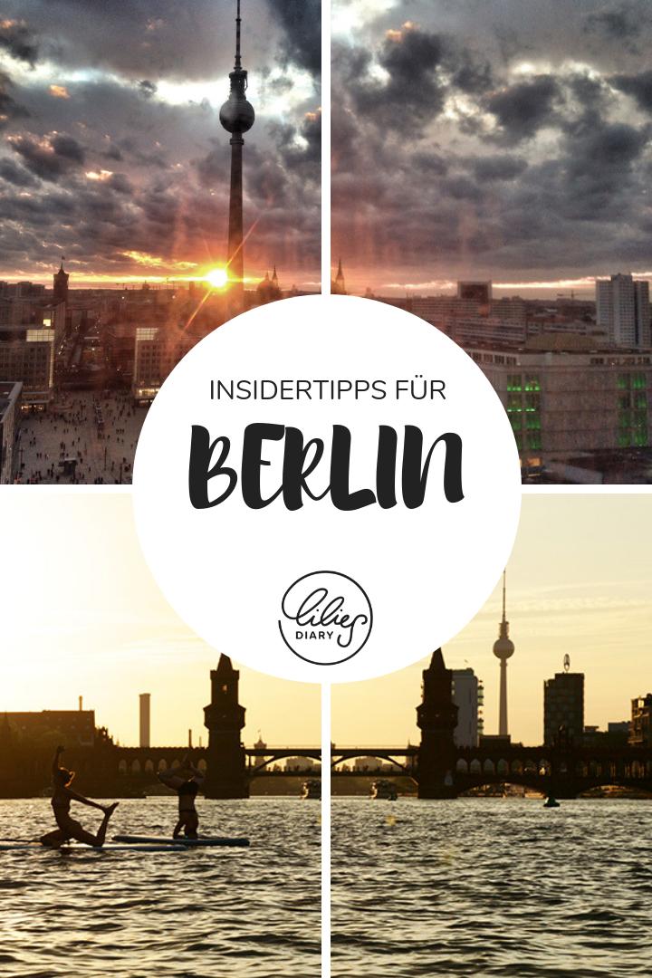 Insidertipps fuer Berlin