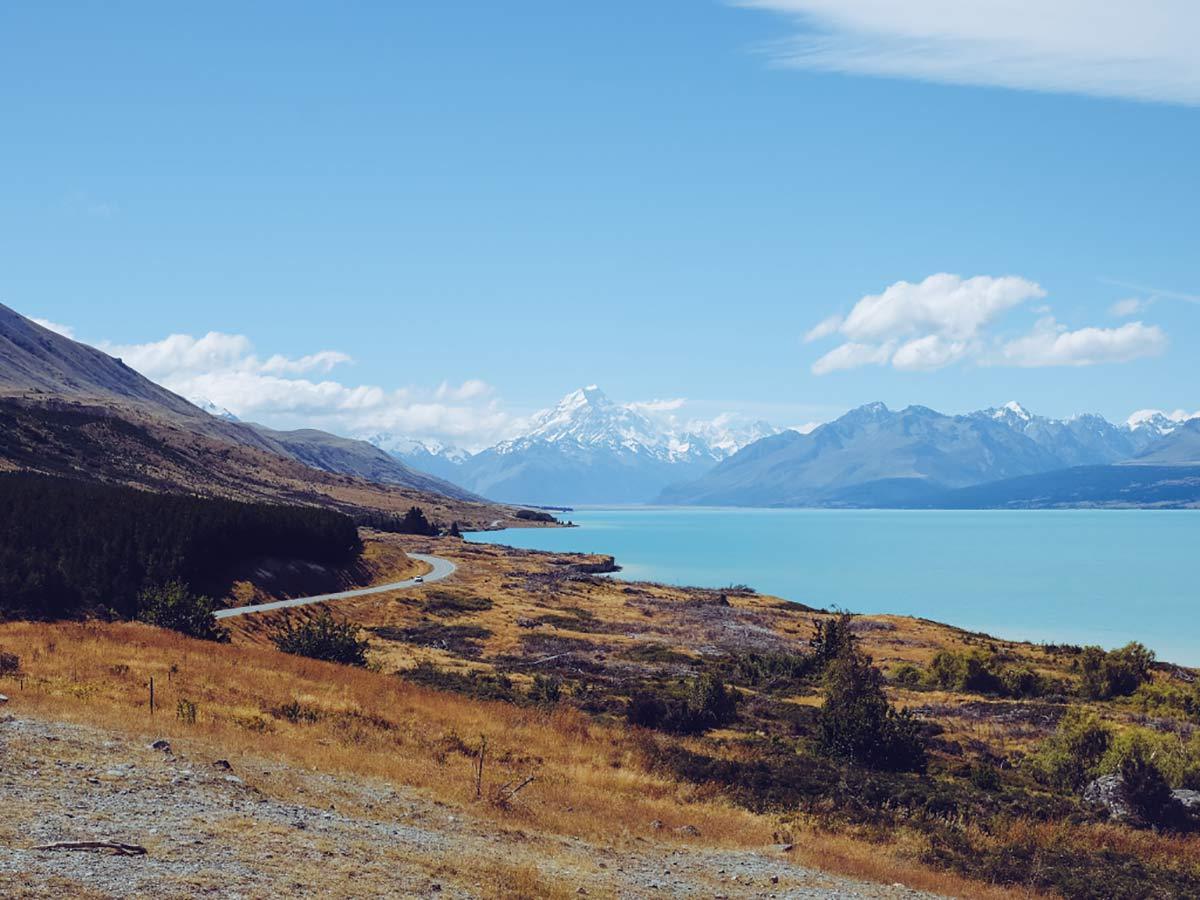 Landschaft Neuseeland MT Cook