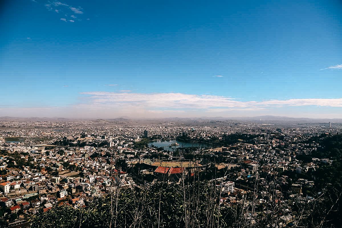 Madagaskar Hauptstadt Antananarivo