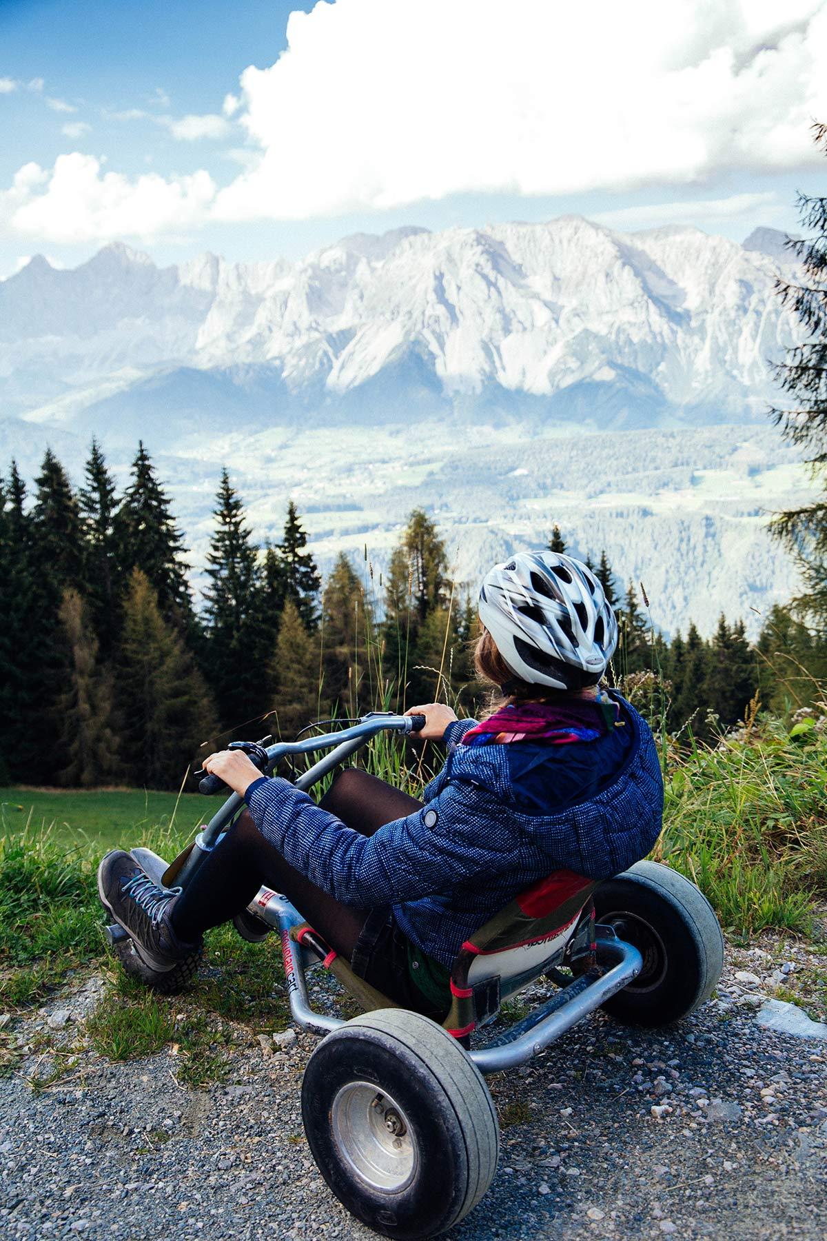 Mountain Go Kart in Oesterreich