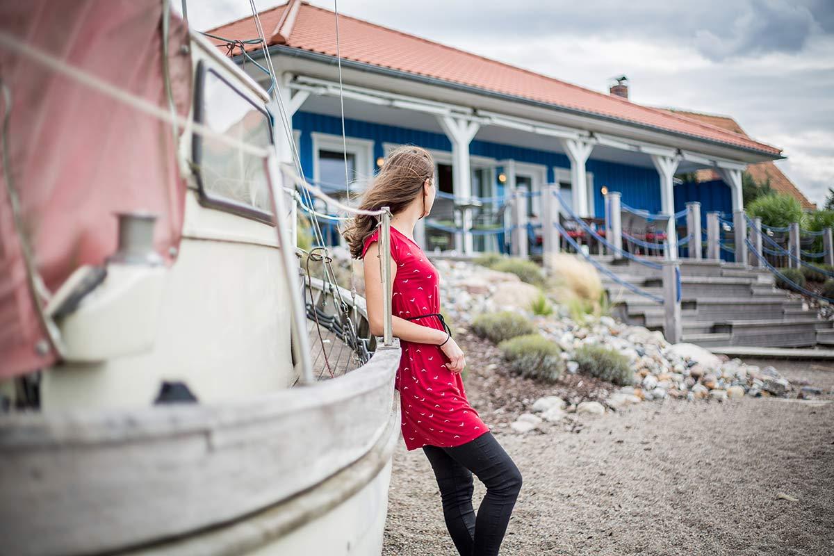 Nepperminer Fischpalast auf Usedom
