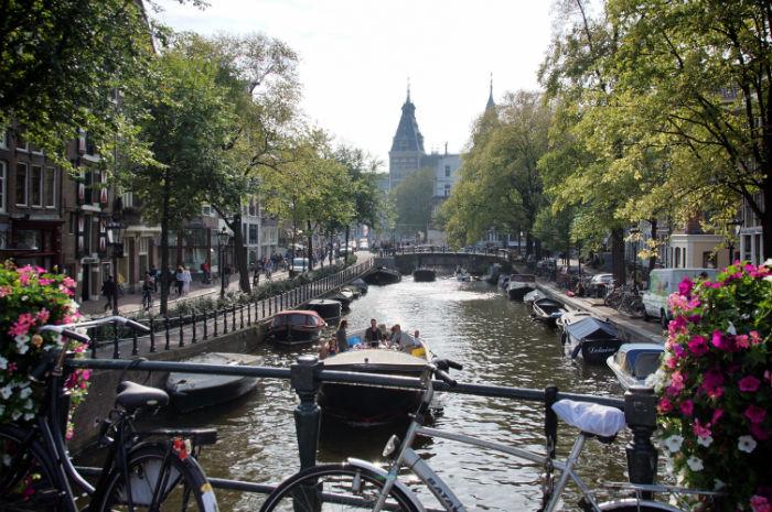 Reiseziele 2019 Amsterdam Bootstouren