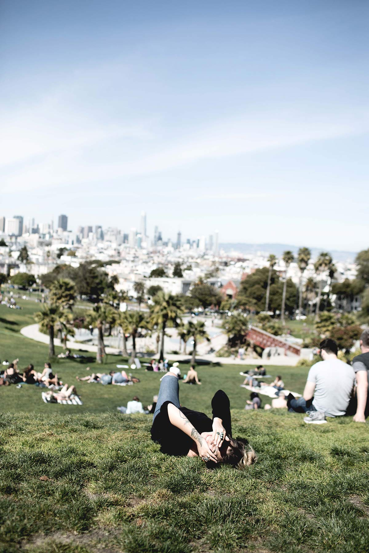 Reiseziele fuer 2019 San Francisco