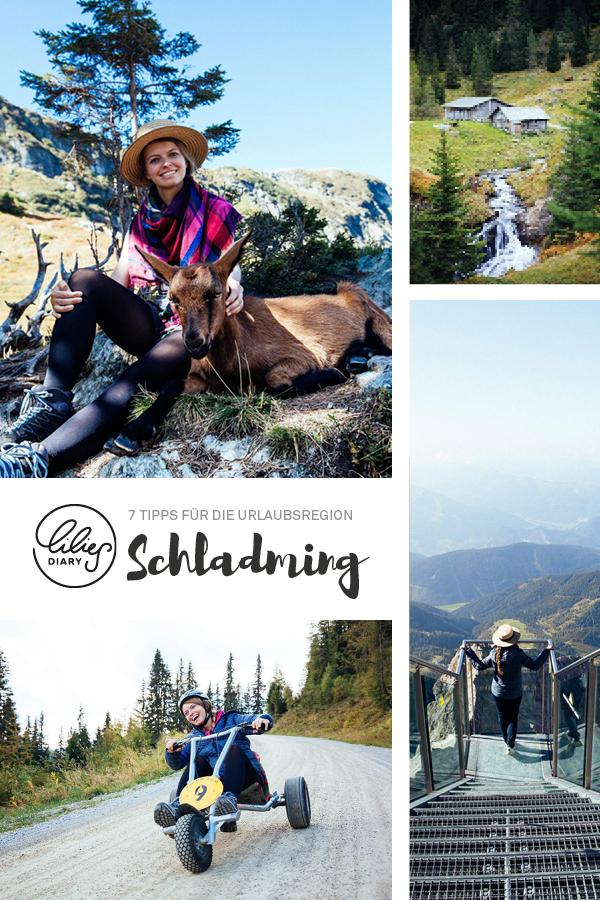 Urlaub in Oesterreich Schladming Dachstein