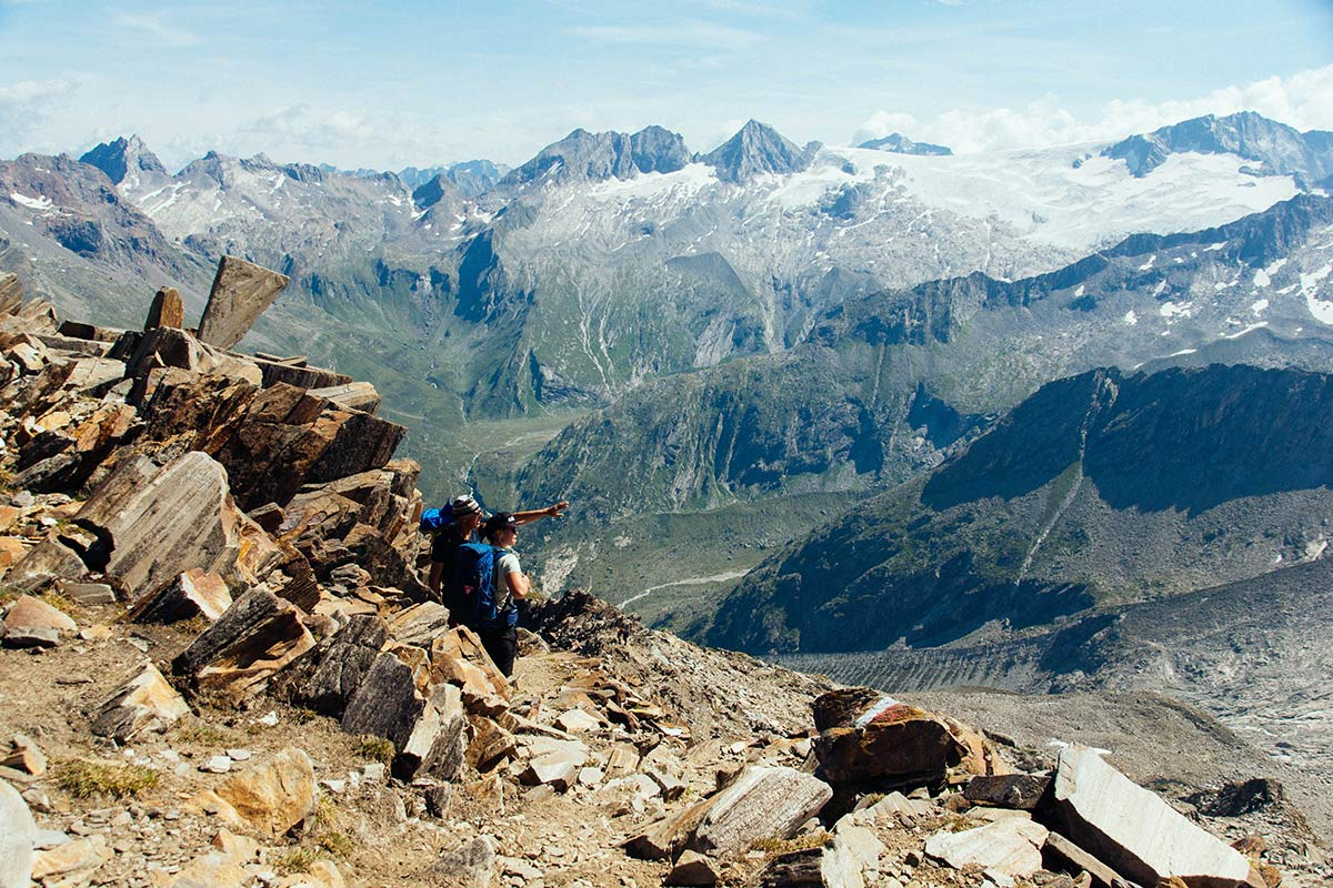 Wanderung Zillertaler Alpen