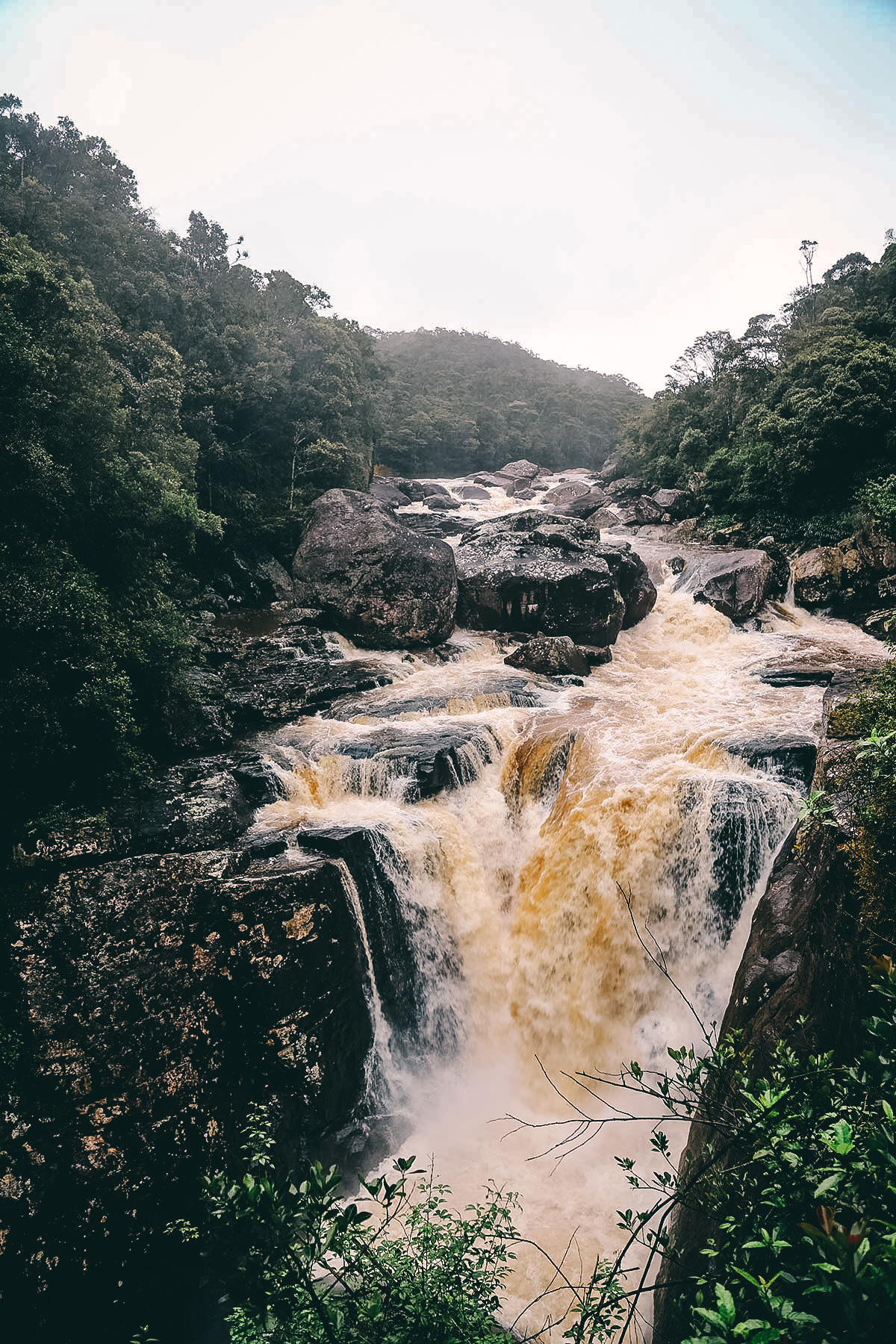 Wasserfall in Madagaskar