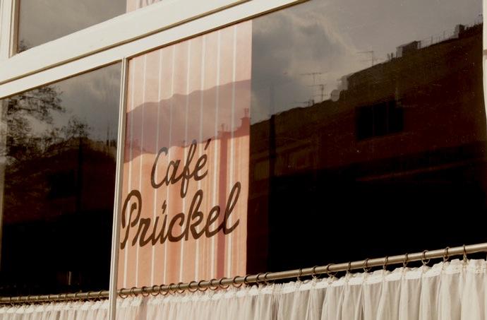 Cafe Prückel in Wien