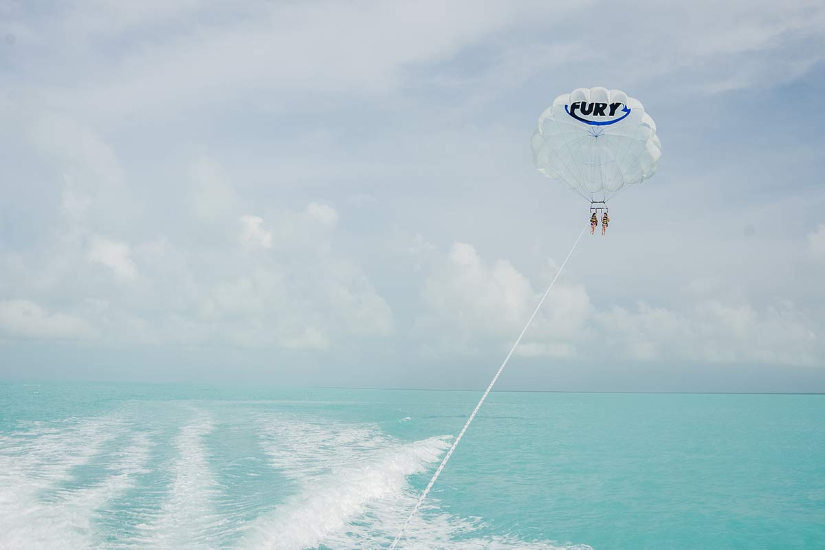 Fury Water Adventures Parasailing