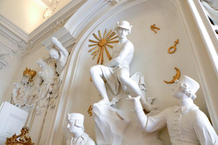 Kunst im Winterpalais Belvedere