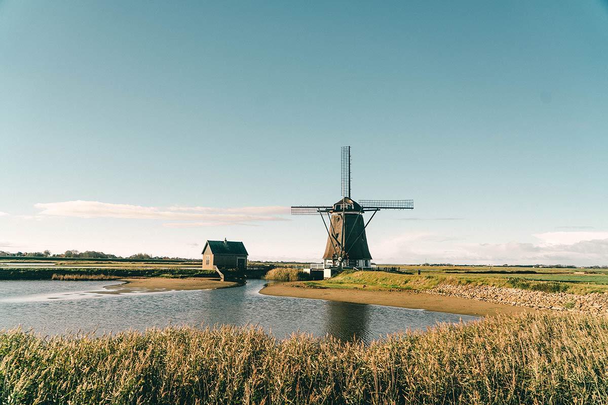 Muehle auf Texel