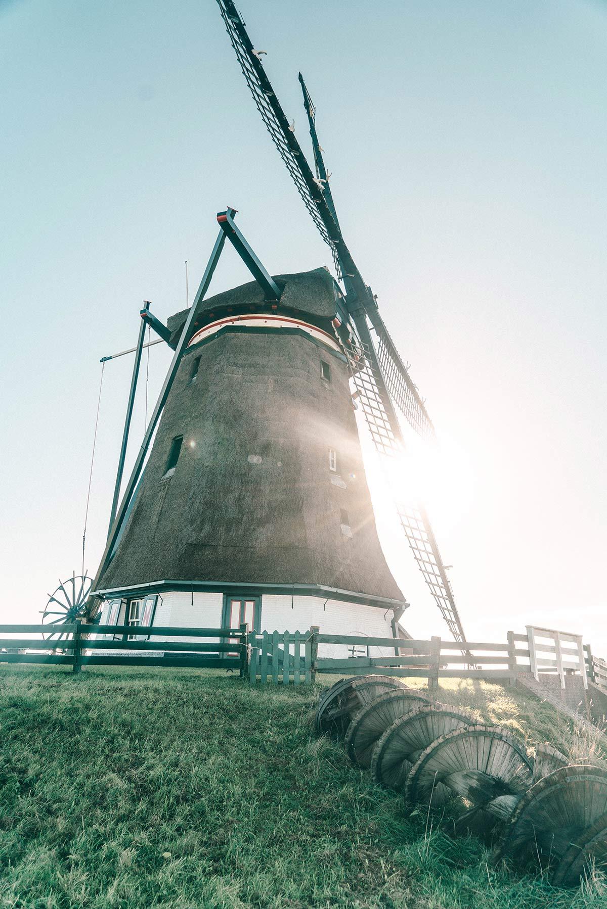 Muehle Unsel Texel