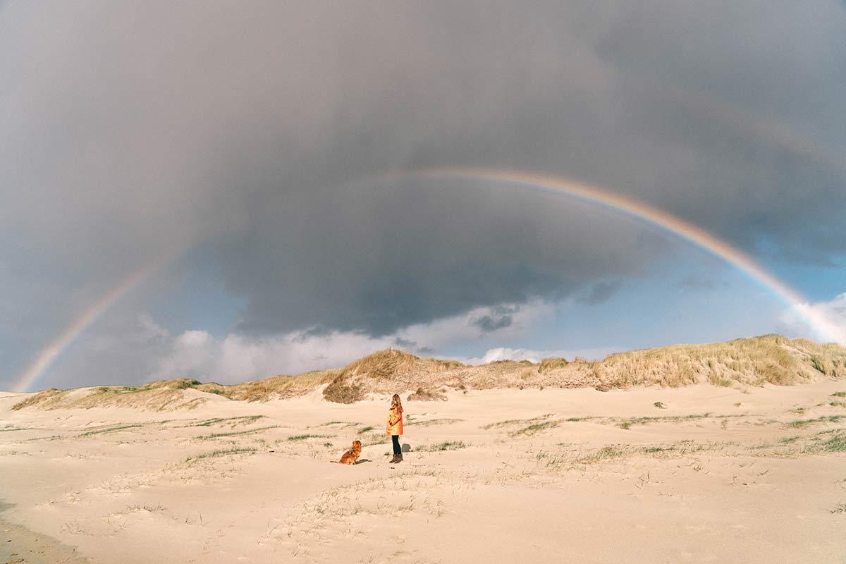 Nationalpark de Hors Regenbogen