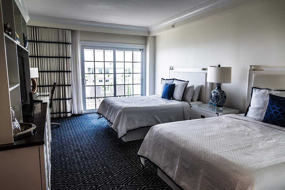 Oceansedge Hotel Zimmer